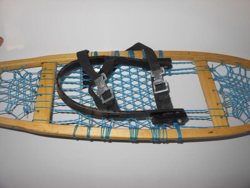 snowshoe bindings, harness, snowshoes, world
