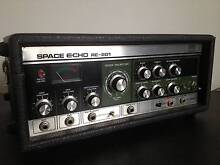Roland RE-201 Space Echo Tape Delay Spring Reverb with spare tape Summer Hill Ashfield Area Preview