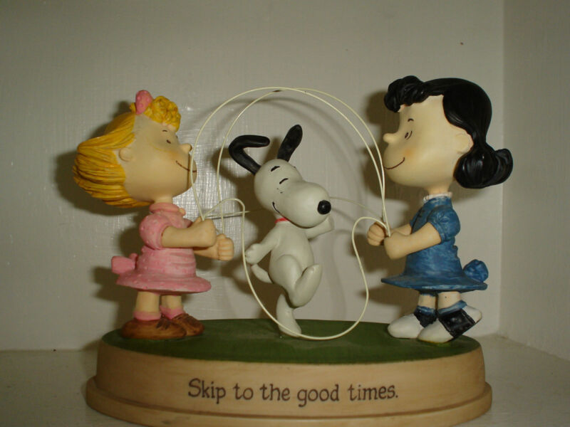 PEANUTS GALLERY SKIP TO THE GOOD TIMES