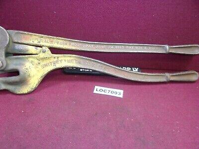 Roper Whitney Sheet Metal Hole Punch 7-12-1 Loc7093