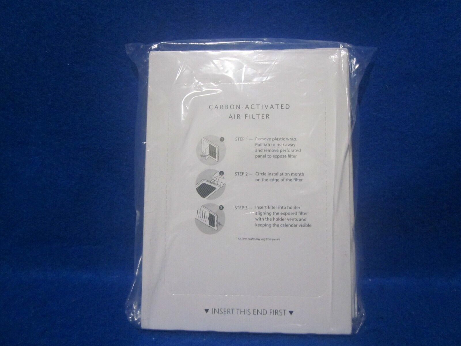 Frigidaire Refrigerator Activated Carbon Air Filter - Black,