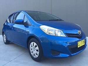 2011 Toyota Yaris Hatchback Automatic 3/2013 rego! 4sp with Low kms Blacktown Blacktown Area Preview