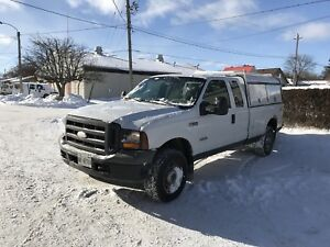 2006 Ford F-250. 4x4