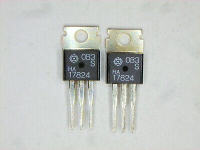 Ha17818 Hitachi 18v Positive Voltage Regualtor To-220  1 Pc