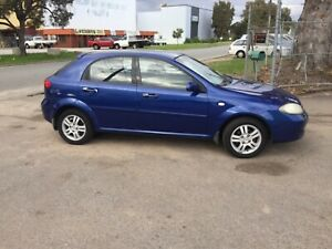 """2006 Holden Viva AUTO """"FREE 1 YEAR WARRANTY"""" Welshpool Canning Area Preview"""