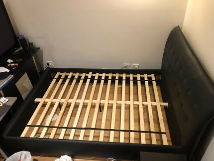 Bed frame and side tables   Beds   Gumtree Australia Melbourne City ...
