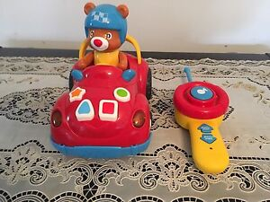 Mon ourson pilote with remote. French. AVAILABLE