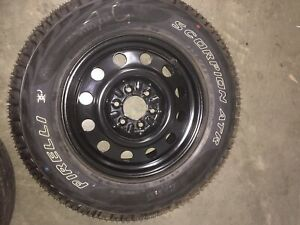 New Ford F-150 Spare
