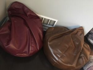 2 Bean Bag Chairs **Great Condition**