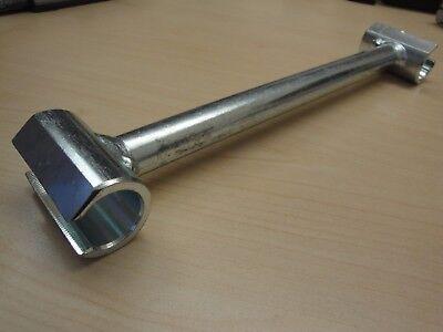 Hörmann bandrichteisen raddrizzamento ferro per porte in acciaio