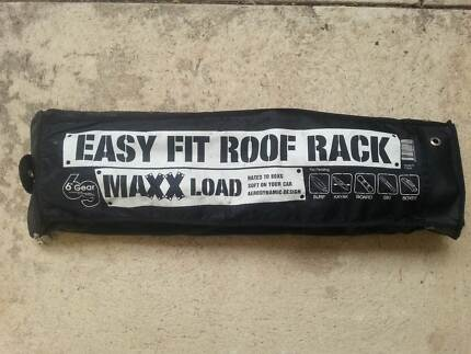 Easy Fit Soft Roof Rack - Rated To 80kg Hillarys Joondalup Area Preview