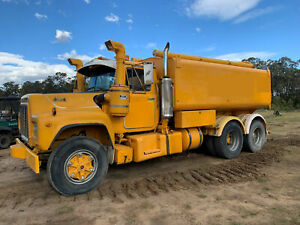 Mack R series  Water truck Londonderry Penrith Area Preview