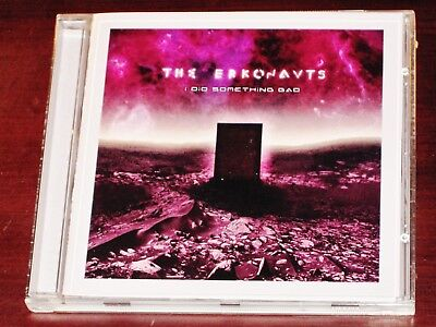 The Erkonauts  I Did Something Bad Cd 2015 Cd Baby   Amazon Cd R Usa