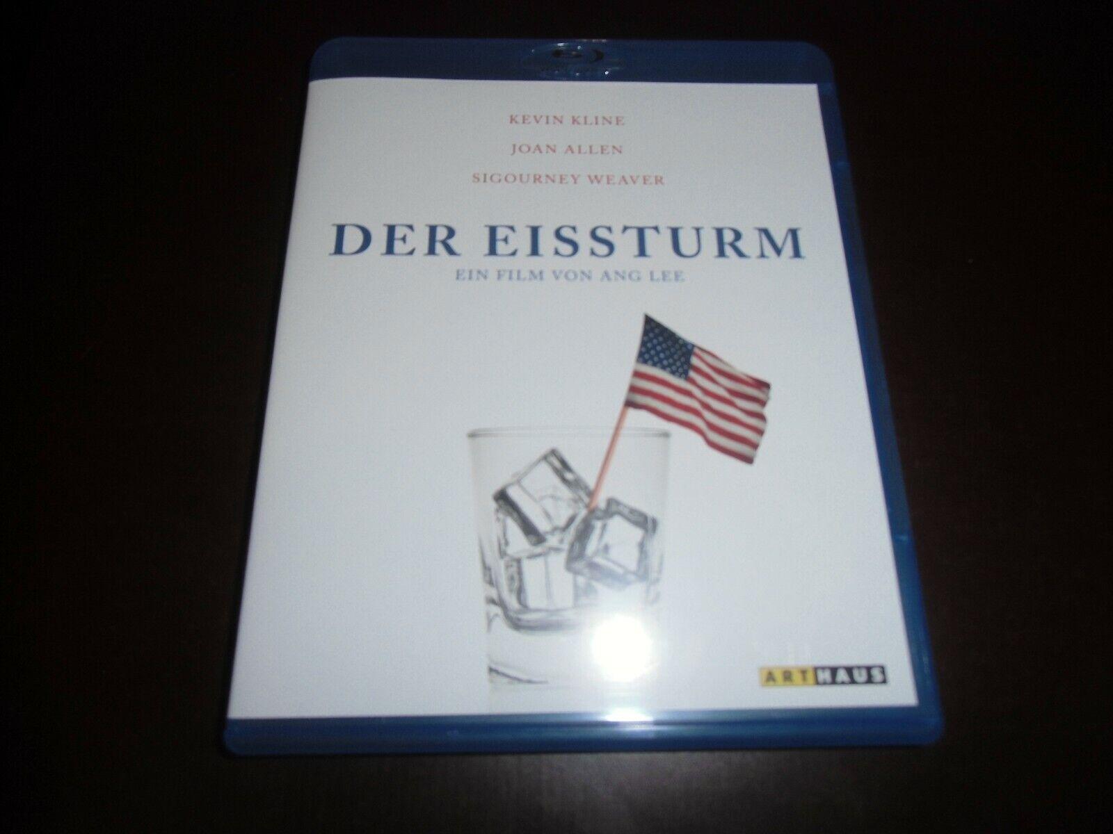 Der Eissturm - Blu Ray - Deutsch - Kevin Kline - Sigourney Weaver - Paypal