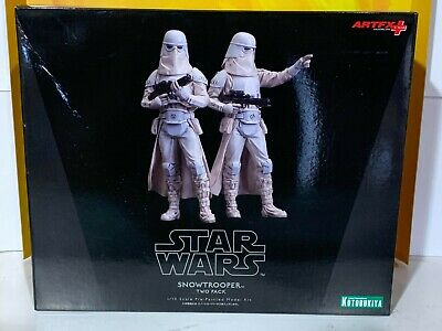 Star Wars - Kotobukiya - Snowtrooper Two Pack