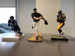 McFarlane Hockey, Baseball, Football and Basketball Figures