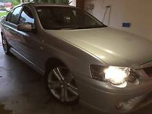2007 Ford Falcon Sedan Golden Grove Tea Tree Gully Area Preview