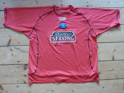 Size: XXL Kilmarnock FC Shirt 2002/03 away 1869 Jersey Scotland Trikot Maglia image
