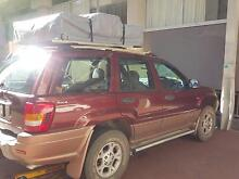 PERFECT SET FOR TRAVELLING! JEEP Grand Cherokee + Roof top tent Brisbane City Brisbane North West Preview