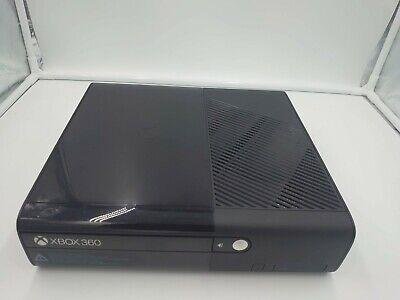 Microsoft Xbox 360 E 250GB Black Console Only PLEASE READ!!