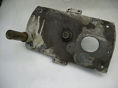 Part For Model 8m Wells Wellsaw Horizontal Band Saw - B114 Motor Plate