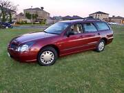 GREAT FAMILY CAR, WAGON WITH HEAPS OF SPACE! PRICE TO SELL! Lynbrook Casey Area Preview