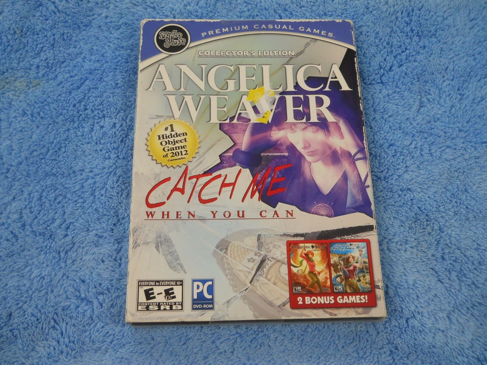 computer games windows 7 - Angelica Weaver Catch Me When You Can PC Games Window 10 8 7 XP Computer mystery