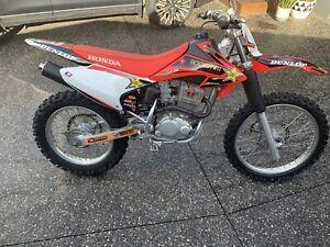 Honda crf230 2009