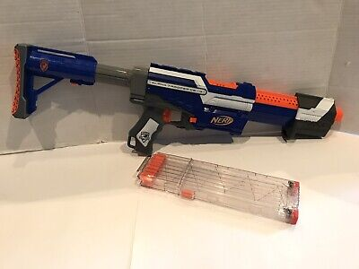 Nerf N-Strike Elite Alpha Trooper CS-12 Soft Dart Pump Action Rifle (A6)