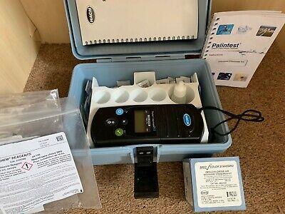 Hach Pocket Colorimeter Ii Test Kit For Chlorine Analysis