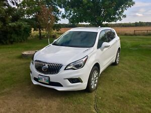 2017 Buick Envision awd