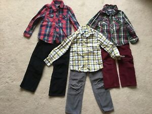 3 outfits for boys - size 5