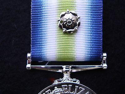 BRITISH ARMY,GUARDS,PARA,RAF,RN,RM,SBS - FALKLANDS WAR 1982 MEDAL RIBBON ROSETTE