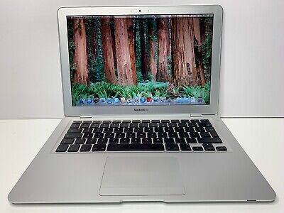 "Apple MacBook Air 1.1 A1237 13.3"" 1.6Ghz 2GB RAM 64GB SSD (2008)"