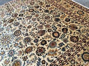EXTRA LARGE SIZE SUPERB QUALITY HAND MADE PERSIAN KASHAN RUG Edgecliff Eastern Suburbs Preview