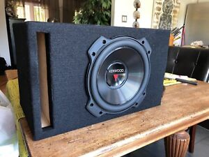 Subwoofer 10 inches and box
