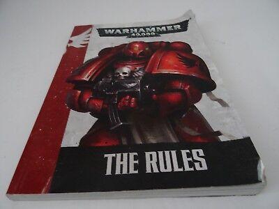 Warhammer 40,000 40k Mini Rulebook The Rules Soft Cover
