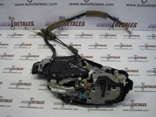 LEXUS LS430 rear right door lock catch mechanism soft close used 2002