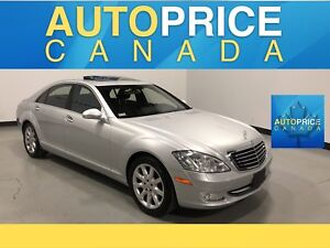 2007 Mercedes-Benz S-Class MOONROOF|NAVIGATION|LEATHER