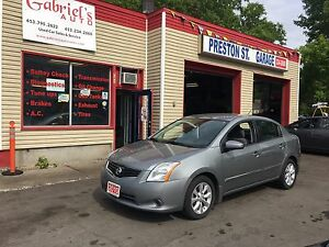 2010 Nissan Sentra automatic low kms
