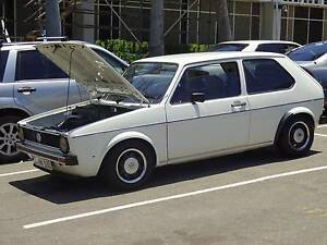 1980 Volkswagen Golf MK1 3dr - Modified Neutral Bay North Sydney Area Preview