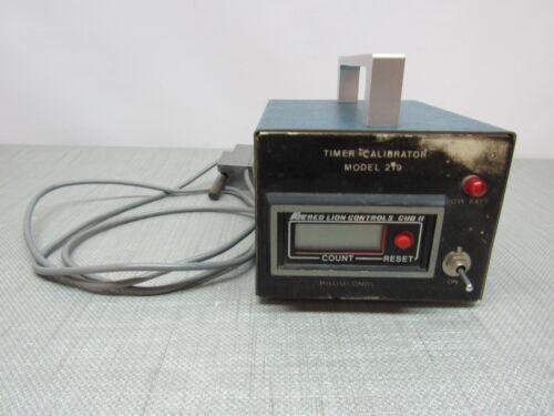 Red Lion Controls CUB II Timer Calibrator Model 219 Milliseconds