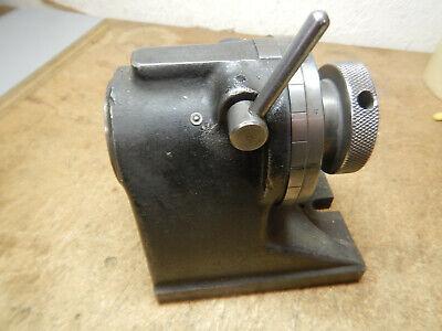 Hardinge H-4 5c Collet Index Fixture Machinist Tooling