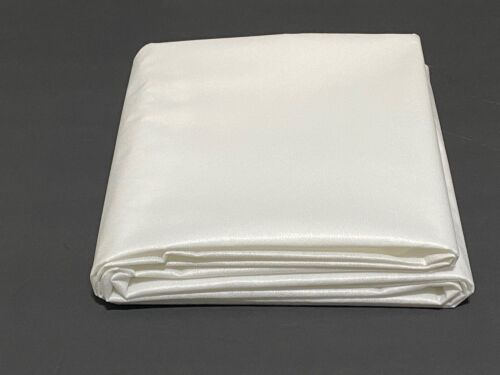 """Fabric interface, LIGHTWEIGHT 3 yards X 60""""  iron-on white fusible Stabilizer"""