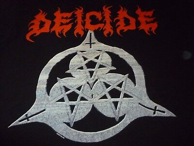 Deicide Shirt ( Used Size L ) Nice Condition!!!