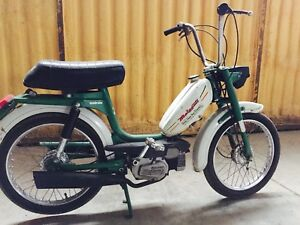 Malaguti Moped
