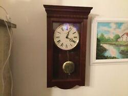 howard miller pendulum clock