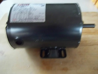 New Lincoln Signature Series Ac 3 Phase Motor 0.5 Hp Srn6ho-5t61