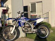 2014 Yamaha yz450f yz450cc motorcross Murrumba Downs Pine Rivers Area Preview