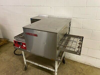 Blodgett 1820 Conveyor Pizza Sandwich Convection Oven Tested 208v Single Phase